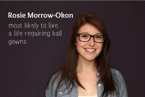 Rosie Morrow-Okon - 2013-2014 Director